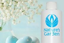 Easter Scents - Fragrances / Fragrance oils from the world famous, Natures Garden that are fabulous for Easter.  These fragrance oils are typically used to make candles, soap, and cosmetics.