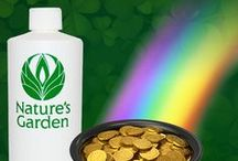 St. Patrick's Day Scents - Fragrances / Fabulous St. Patrick's Day Fragrance Oils from Natures Garden Fragrance Oils.  These fragrances are typically used to make soap, candles, cosmetics, room scent, and bath and body products.
