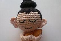 Crochet Amigurumi / Crochet amigurumi patterns & finished toys. / by Designs By Mamta