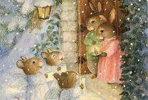 Lille söta Ls jul // Little sweet Ls christmas
