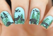 Animal Inspiration for Manicure