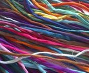 Cords For Jewelry Making | Handmade Craft Supplies / These Handmade Cords For Perfect Your Jewelry Making. These Handmade Colorful Cords Can Also Be Used In Making Kumihimo Braids, Bracelets, Necklace, Pendants, etc.