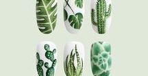 Plant Manicure / roślinny manicure / NeoNail /