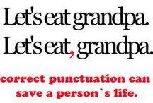 Grammar / by Melissa Mas