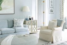HOME: Paint Colors / From trendy to traditional, an assortment of paint colors and combinations to use at home or to inspire DIY projects.