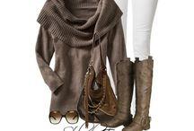 My fashion style Or ideas / by Serina Ruffolo