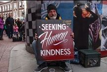 Homelessness / We believe:  ...in the value and dignity of every human life. ...that housing is a fundamental human right. ...that emergency shelter is not the solution to homelessness