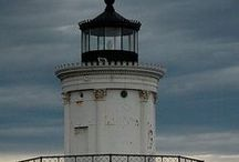 Lighthouses / by Rebecca