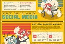 PRESSE / Un tas d'infographies pour comprendre le Web