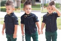 Baby Boy Style / by Esther M. Waters
