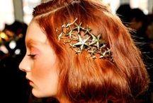 hair and beauty. / by Rachel Clark