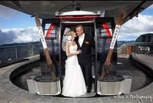 My Crystal Mountain Weddings  / I love doing weddings at Crystal Mountain. I match well with the unique couples who chose to get married on a mountain top.