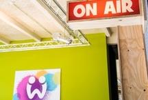 Wooga's Awesome Office / A sneaky peek behind the scenes at Wooga's office, based in Berlin, Germany.