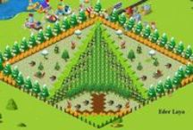 Monster World Fan Gardens / Some of the most amazing Monster World fan gardens!