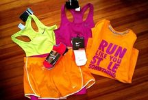 Cute Workout Clothes / by Shelby Brennan