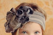 Baby Headbands / by Monica Sanchez