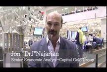 "Weekly Market Updates From Jon ""DRJ"" Najarian / Weekly Market Updates From CGG Senior Economic Analyst, Jon ""DRJ"" Najarian"