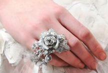 Pretty & Cute Jewelry / by Amber Dalton