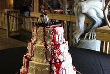 'Til Death Do Us Part-y / Halloween post-wedding party
