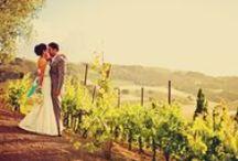 Fall Wedding Destinations / Dream Fall Weddings / by Kobelli.com