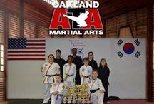 Oakland ATA Martial Arts / Martial Arts School in Oakland Tennessee / by Terry Markle