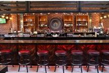Restaurant & Bar Design / Some work by us & some not! All of our work stated in the description.