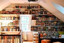 In the Attic / Ideas for expanding into the attic!