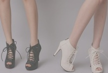 Shoes / f me pumps. / by fern