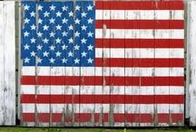AMERICAN  PATRIOTS! / all things PATRIOTIC!!  / by Debi Feeney