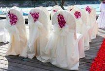 Hochzeitsdeko / Entdecke wunderschöne Dekoideen für eure Hochzeit.