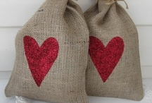 Burlap & Grain sacks / by Debi Feeney