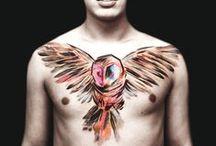 Tattoo inspiration (Sorry Mom)