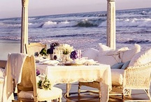 delightful dining! / Dining in the most amazing places! / by Debi Feeney