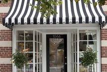 A charming shop! ❤❤ / Shops with wonderful goods & LOTS OF CURB APPEAL! / by Debi Feeney