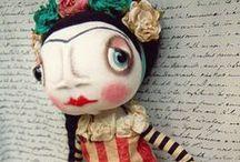 Dolls / by Danita Art