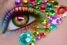 """Eye of the Beholder / It is said that: """"the eyes are windows to the soul"""" / by `✿. Angela •*¨*•.¸¸♥"""