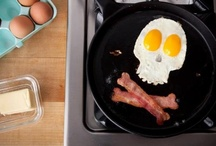 Bacon and Eggs / my favorite breakfast, lunch, or dinner!