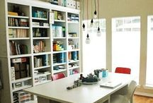 craft rooms / ideas for my craft/sewing/office