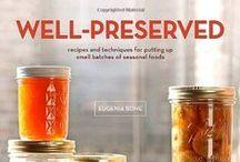 Eten: kookboeken en ander leesvoer