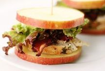 Breadless Sandwiches / Ideas for Gluten Free and Paleo Sandwiches