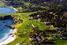 golf courses i've played. / by Alex Meyer