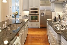 kitchen under construction / Designing the most important room! / by jc perry