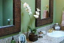 Bathroom remodel / by jc perry