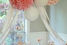 Bridal shower/parties / by Stephanie Bergstrom