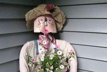 Scarecrow festival ideas