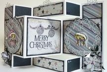 Winter / Christmas / Cards for Christmas and the Winter.