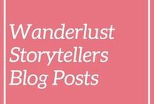 Wanderlust Storytellers Family Travel Blog / Loads of Travel Tips and Travel Posts from our Family Travel Blog - all based on our own Travel adventures!  We have been rated as one of the top 19 blogs to follow in 2017 (by the Queensland Tourism Board), so hop over and check out our little inspiration blog here: www.wanderluststorytellers.com