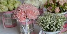 Do-it-yourself zur Hochzeit / Viele schöne Ideen, was ihr zur Hochzeit selber machen könnt und die passenden Anleitungen.