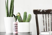 HOME - Inspiration / Beautiful ideas for around the house / by Kelsi   Brighter Sides Lifestyle Blog