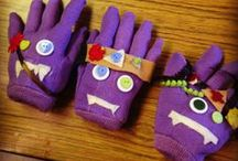 Fabric Craft Ideas / by Art Projects for Kids
